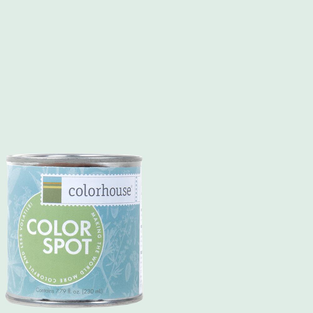 8 oz. Bisque .04 Colorspot Eggshell Interior Paint Sample