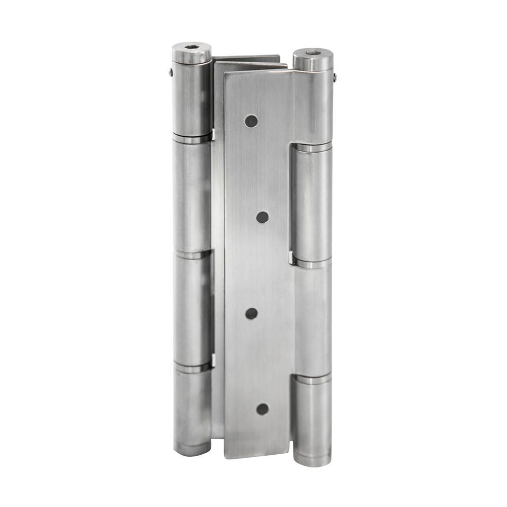 Jako Architectural Hardware 7 1 8 In Double Action Spring Hinge 908ioxjako The Home Depot