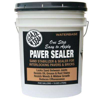 5 gal. Clear Paver Sealer and Sand Stabilizer