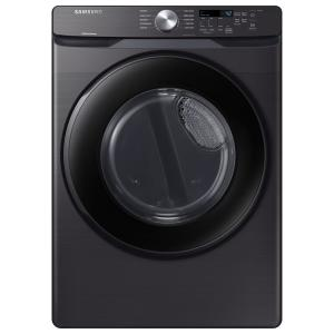 7.5 cu. ft. 240-Volt Black Stainless Dryer with Sensor Dryer (Pedestals Sold Separately)