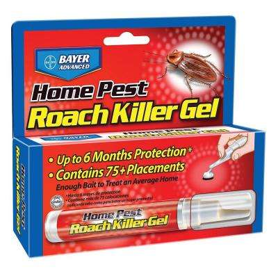 15 g Applicator Home Pest Roach Killer Gel