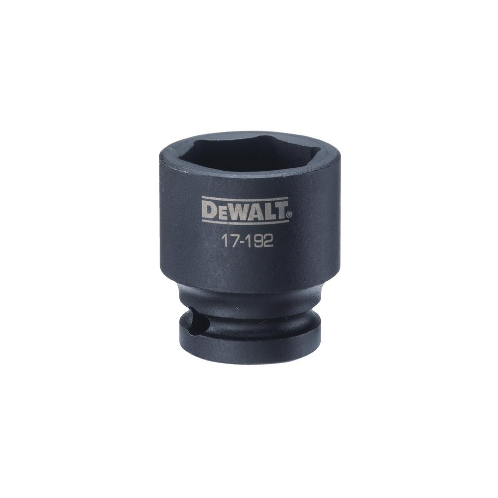 1/2 in. Drive 26 mm 6-Point Impact Socket