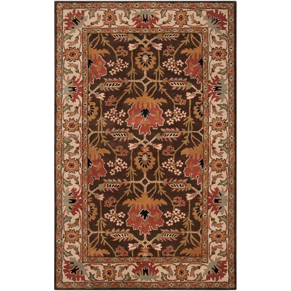 Artistic Weavers Modena Coffee Bean 3 ft. x 5 ft. Area Rug