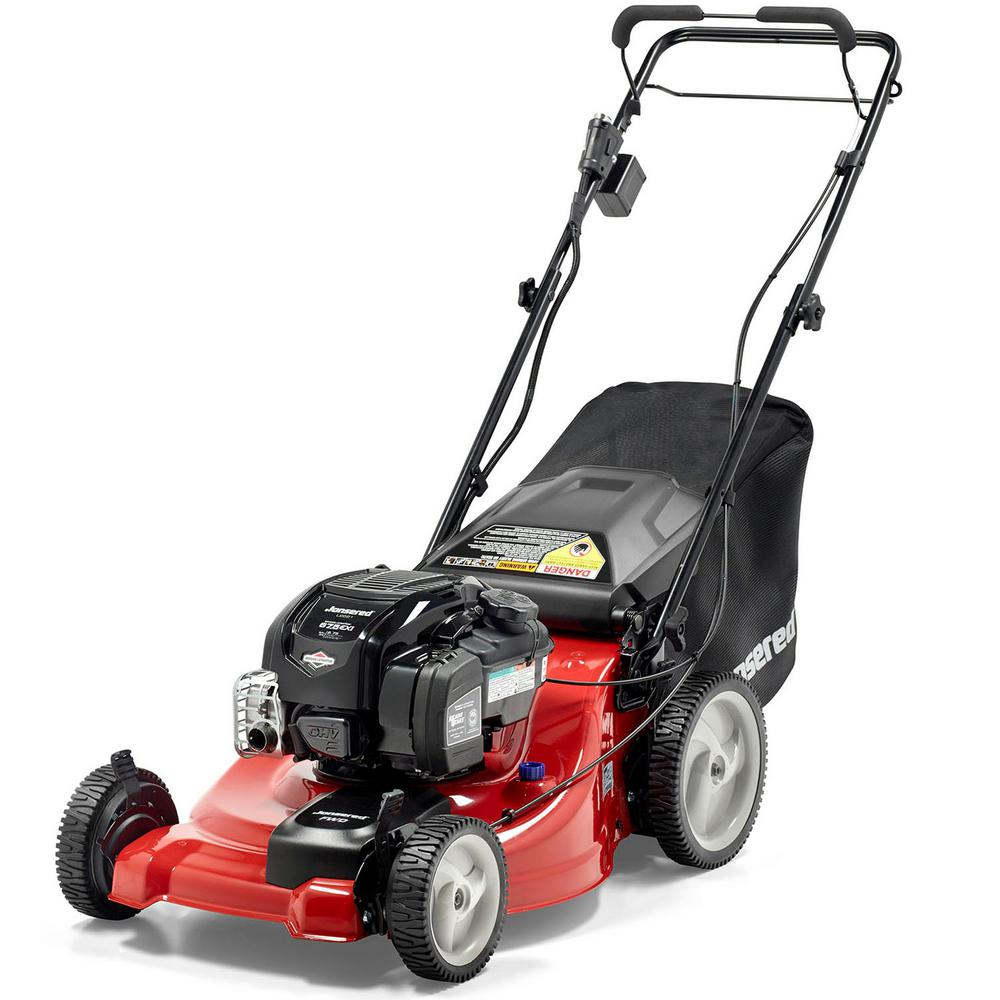 jonsered l2621 21 in 163cc briggs stratton gas walk behind self