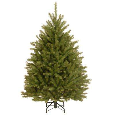 Unlit Christmas Trees - Artificial Christmas Trees - The Home Depot