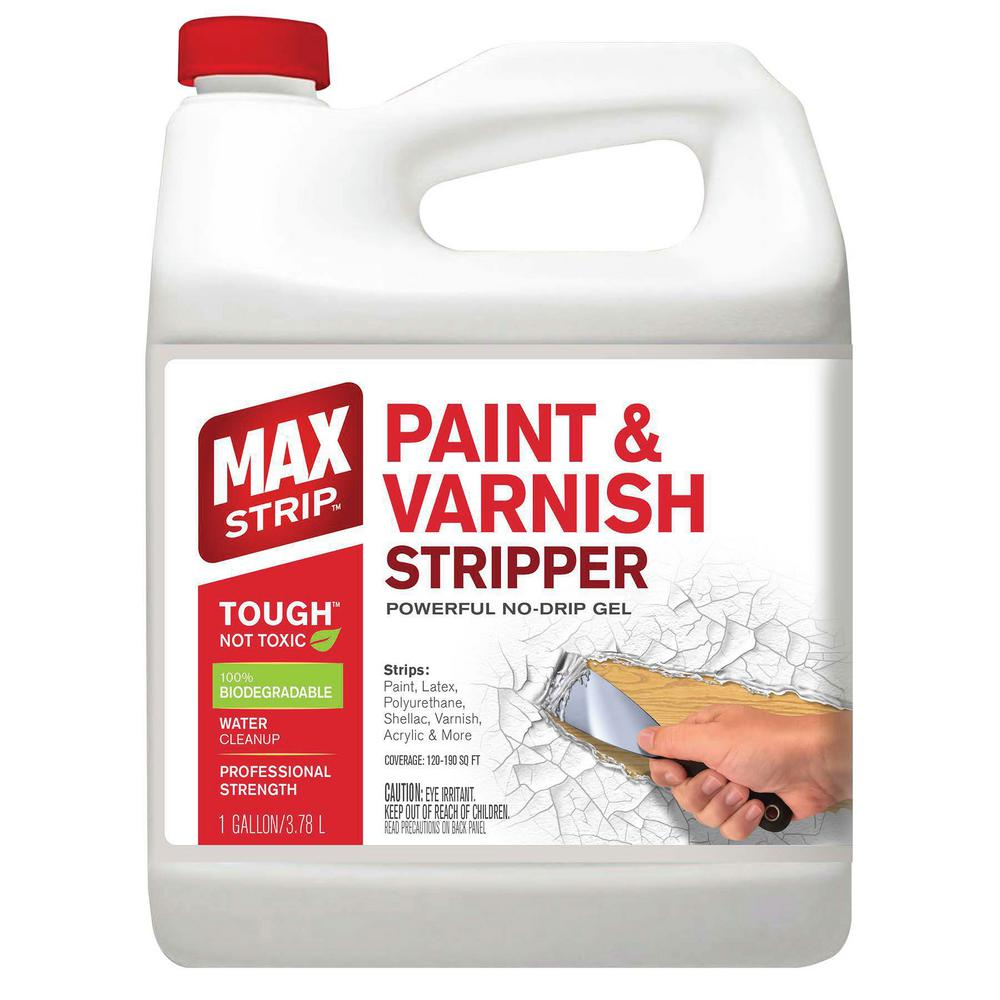Max Strip 1 gal. Paint and Varnish Stripper