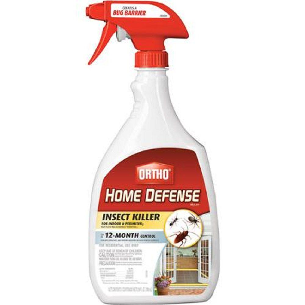 Ortho Home Defense Max 24 Oz Ready To Use Insect Killer 022131005