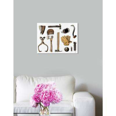 """""""Guy Stuff"""" by Oliver Gal Canvas Wall Art"""