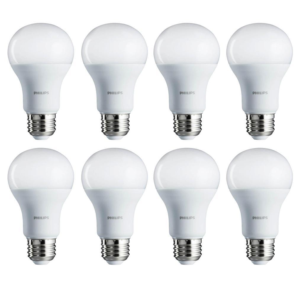 Philips 75 Watt Equivalent A19 Non Dimmable Energy Saving Led Light