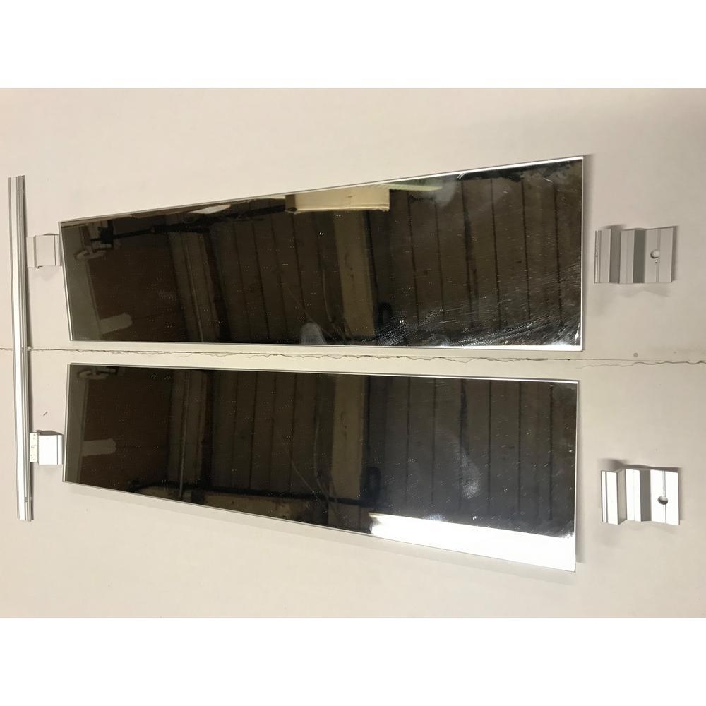 OPTIONAL Surface Mount Kit #MSK-RAD-XL for TD-RAD-C-XL cabinet