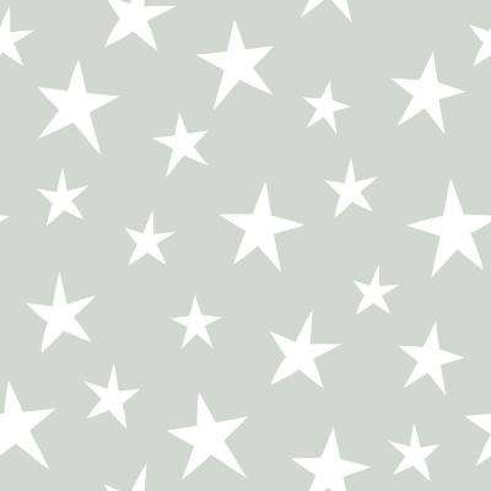Grey Stardust Peel and Stick Wallpaper Sample