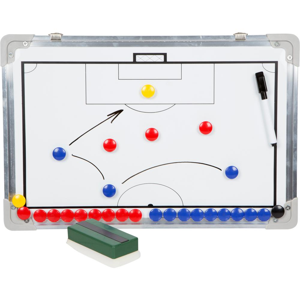 Trademark Innovations Sport Magnet White Board with Marker Pieces