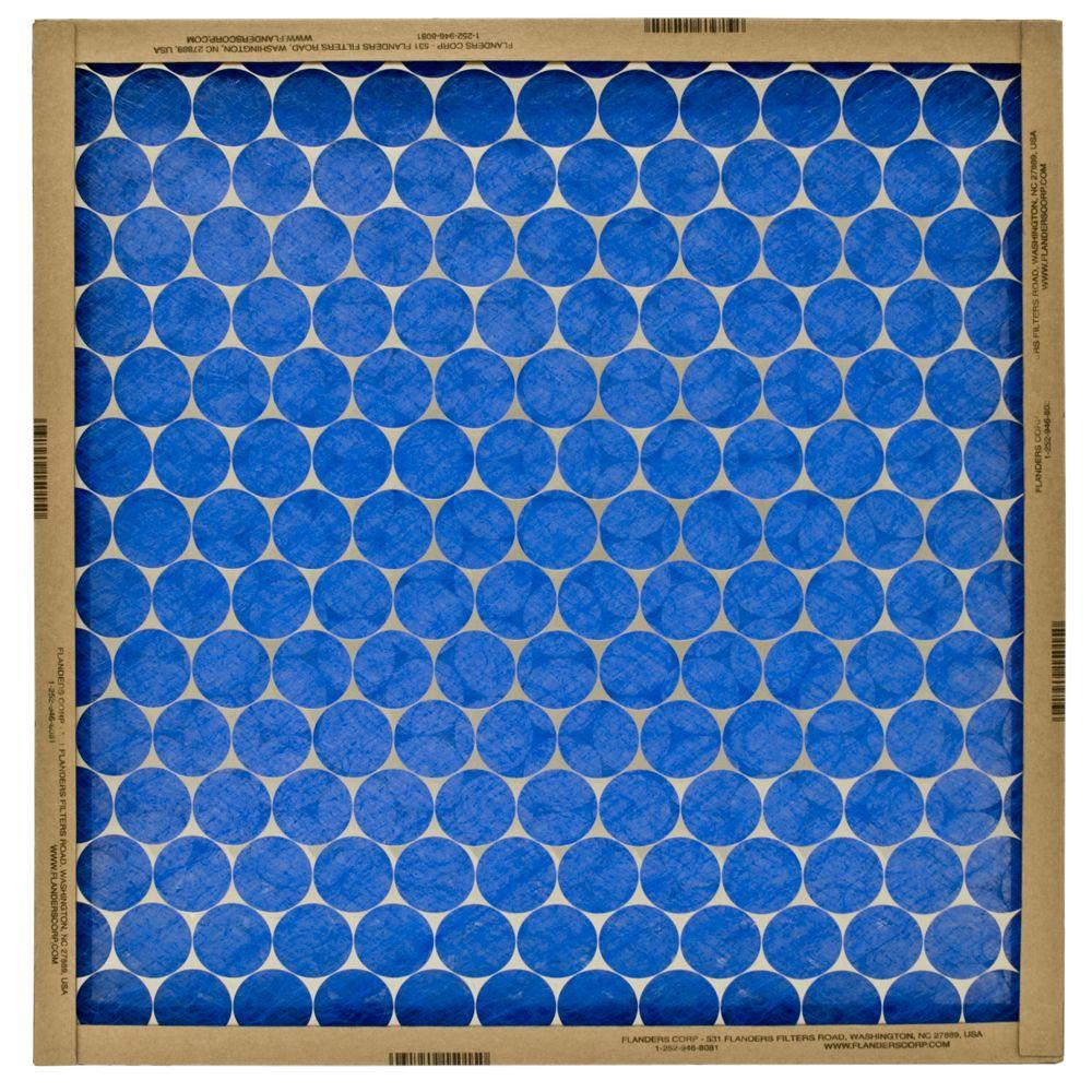 17-1/8 in. x 17-3/8 in. x 3/4 in. Air Filter, Grille
