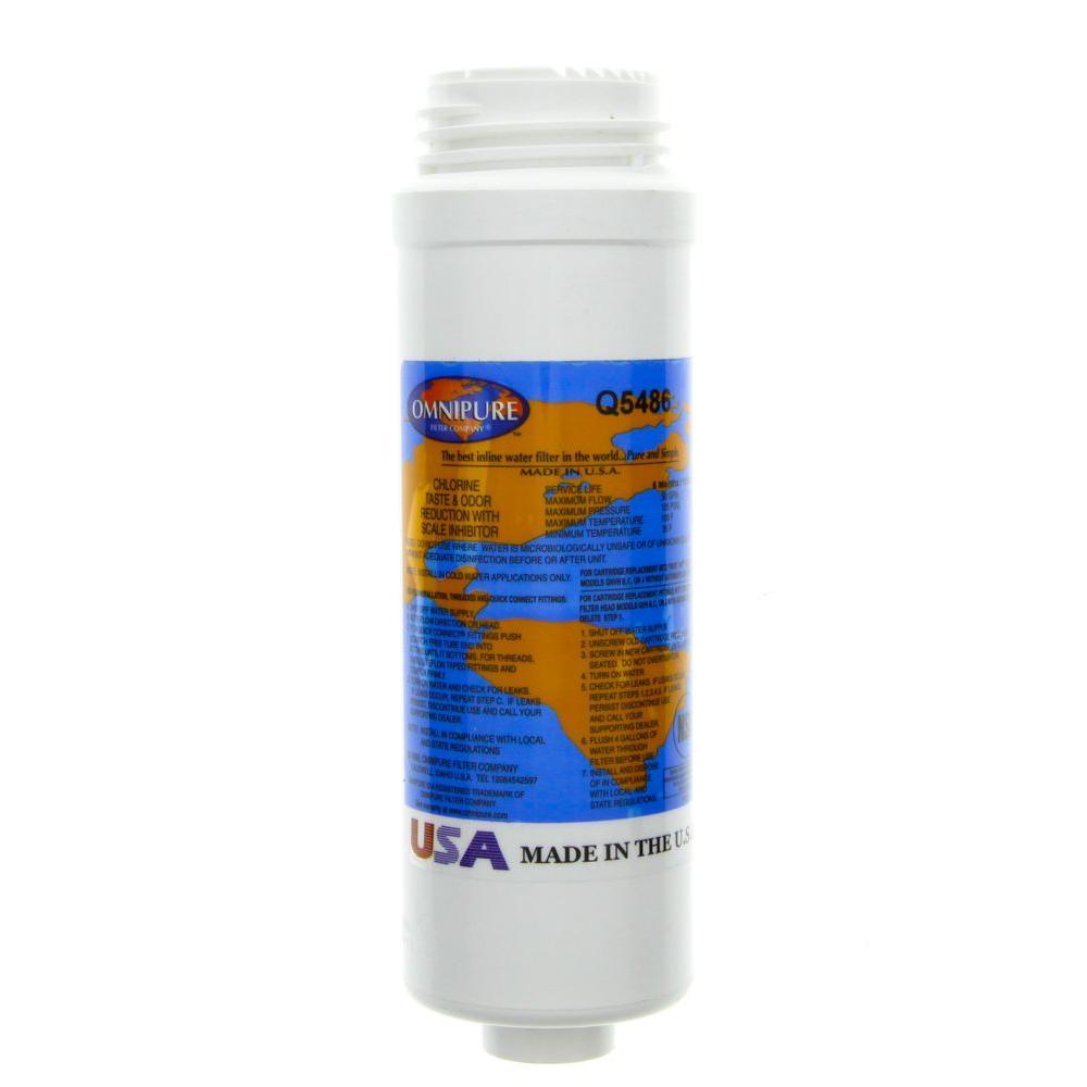 Q5486 Q-Series GAC and Phosphate Water Filter