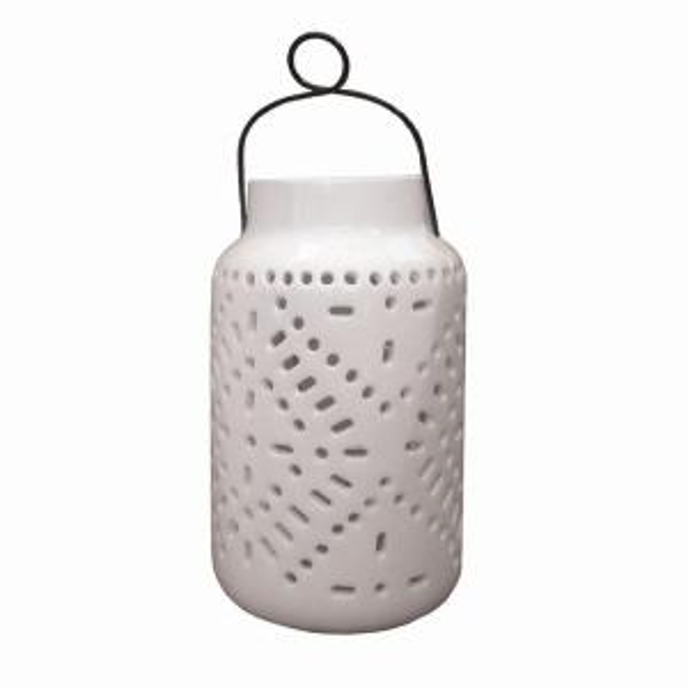 Smart Solar Tangiers Ceramic Solar Jar by Smart Solar