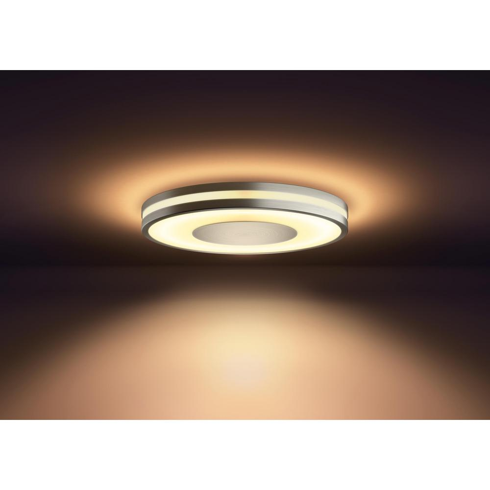 reputable site db11c b67eb Philips Hue White Ambiance Being LED Dimmable Smart Ceiling Light