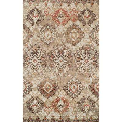 Richmond 10 Ivory 4 ft. 11 in. X 7 ft. Area Rug