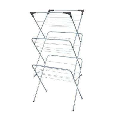 18.5 in. x 24.5 in Grey Drying Rack