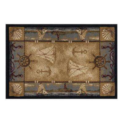 Nature Beige 2 ft. x 3 ft. Accent Rug
