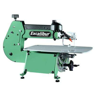 Excalibur 120-Volt 16 in. Tilting Head Variable Speed Scroll Saw