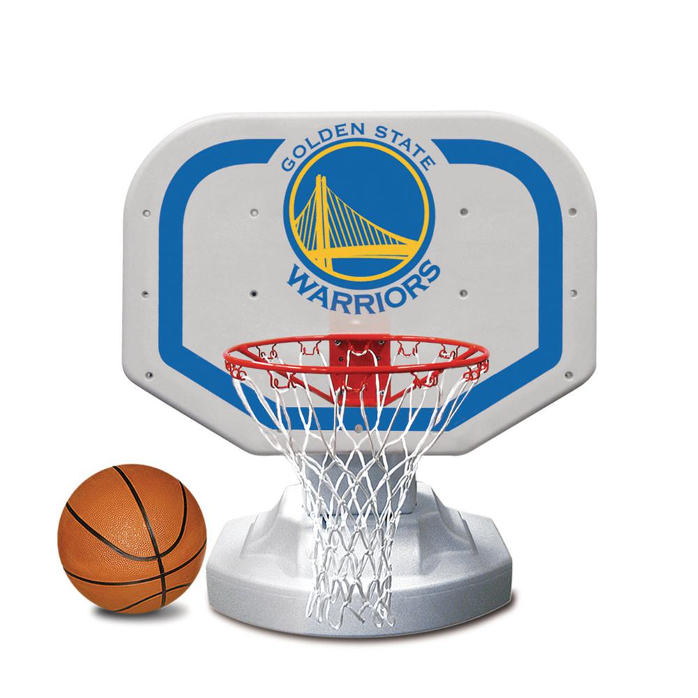 Golden State Warriors NBA Competition Swimming Pool Basketball Game