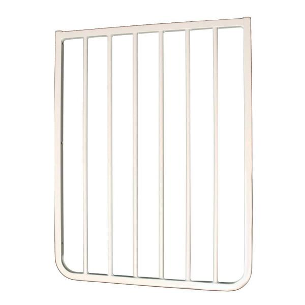 21-3/4 in. Extension for Stairway Special or Auto Lock Gate in White