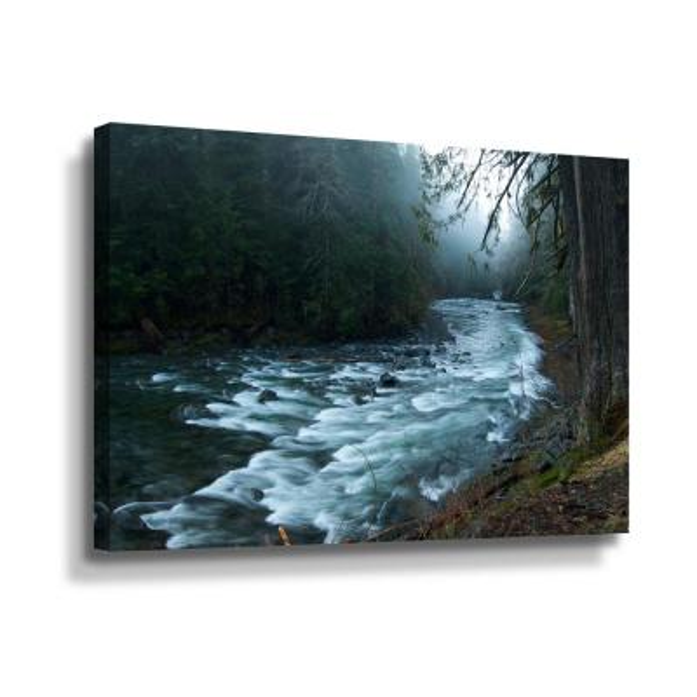 River' by PhotoINC Studio Canvas Wall Art