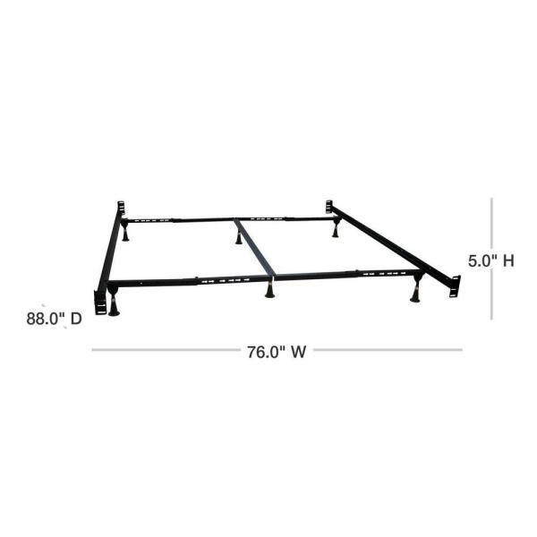 Bed Frame Queen Headboard And Footboard