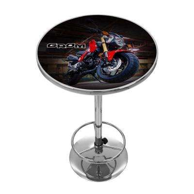 Honda Grom Chrome Pub/Bar Table
