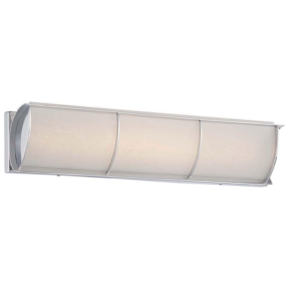 MINKA Lavery Arlington Brooke Chrome LED Bath Light