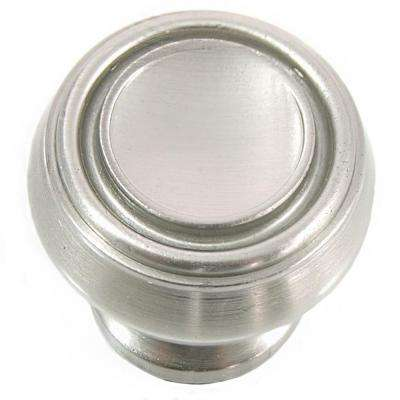 2 in. Satin Nickel Balance Knob