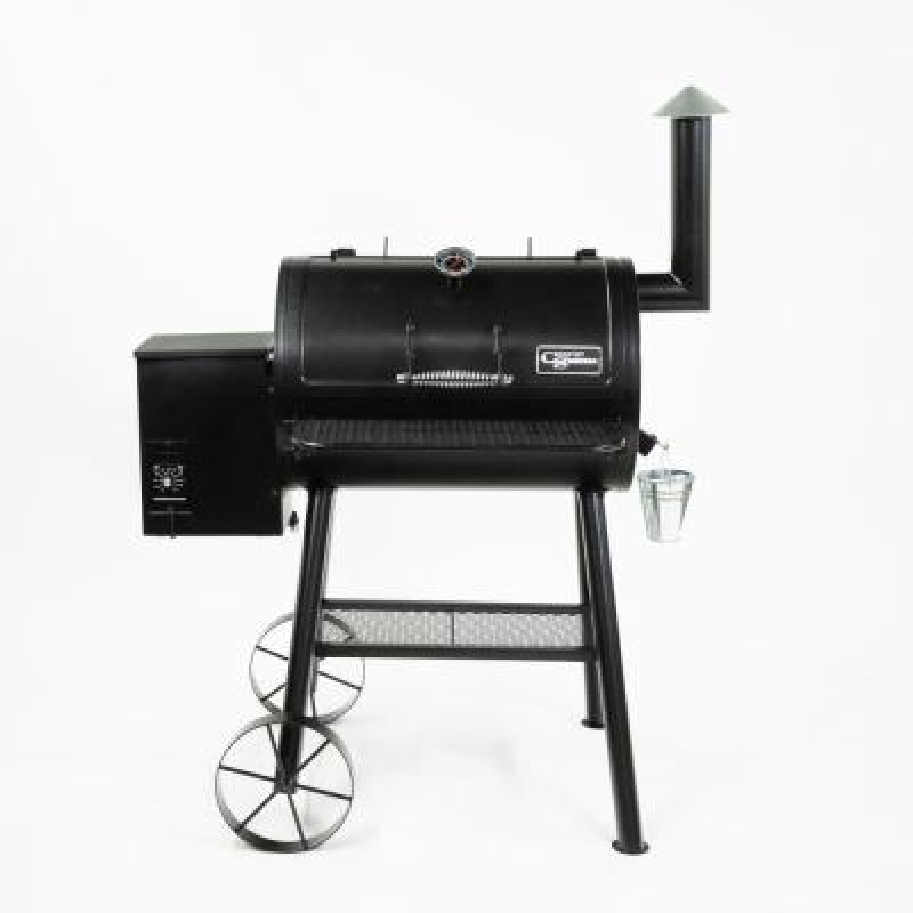 eastwood 22 wood pellet grill
