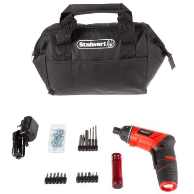 3.6-Volt Lithium-Ion Cordless 1/4 in. Electric Screwdriver (101-Piece)