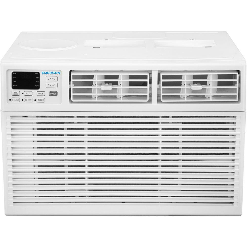 Emerson Quiet Kool 6 000 Btu 115 Volt Window Air Conditioner With