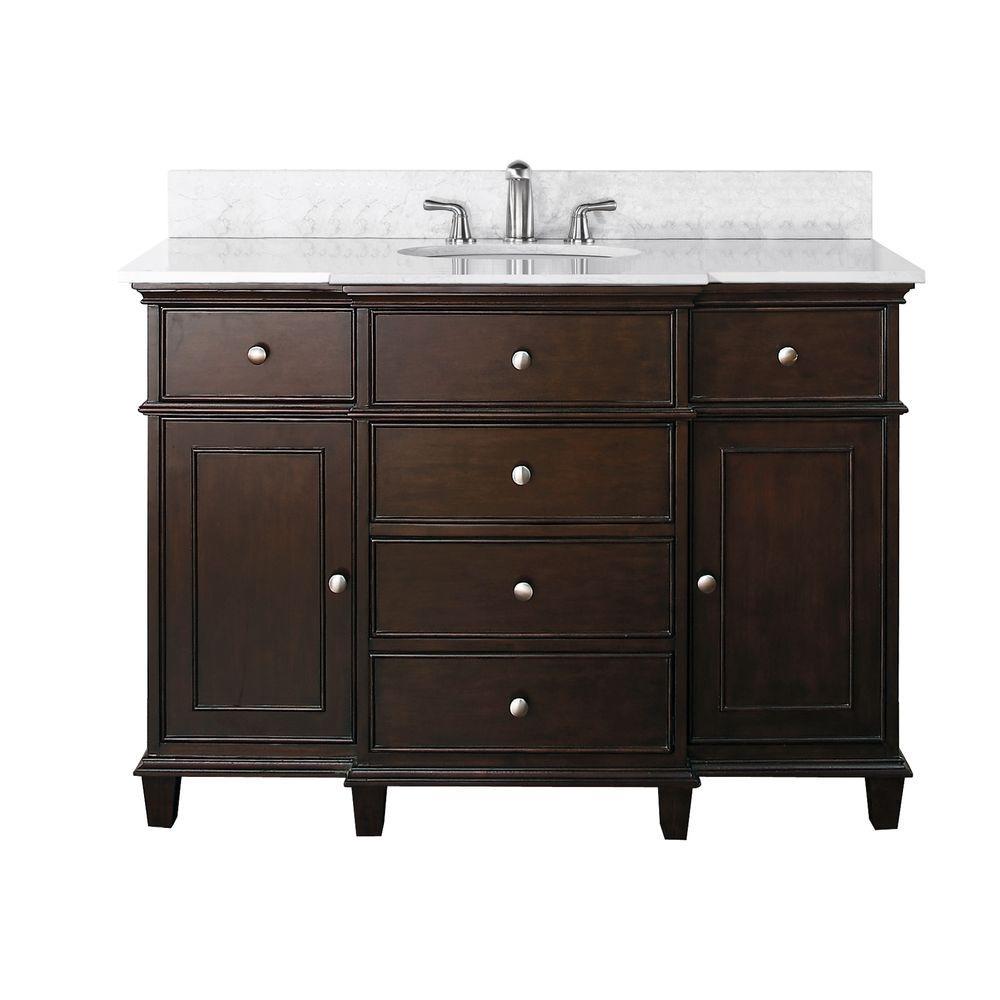 pleasing bathroom vanity options. H Vanity Avanity  Bathroom Vanities Bath The Home Depot