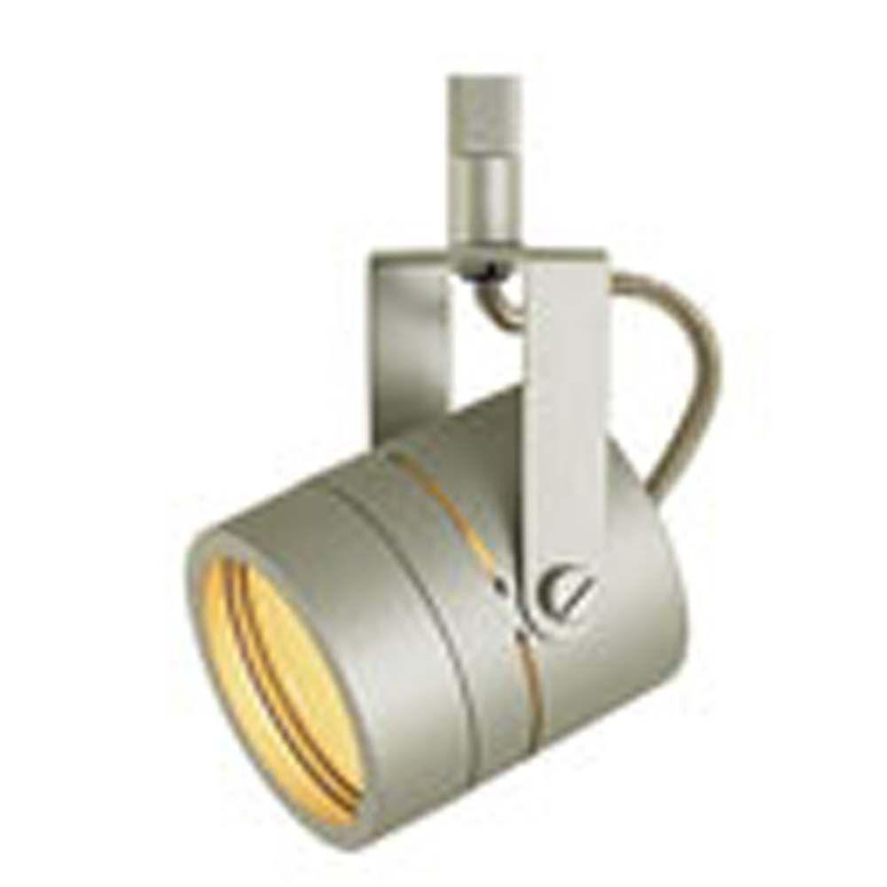 Filament Design Spectra 1-Light Metallic Grey Halogen Track Light