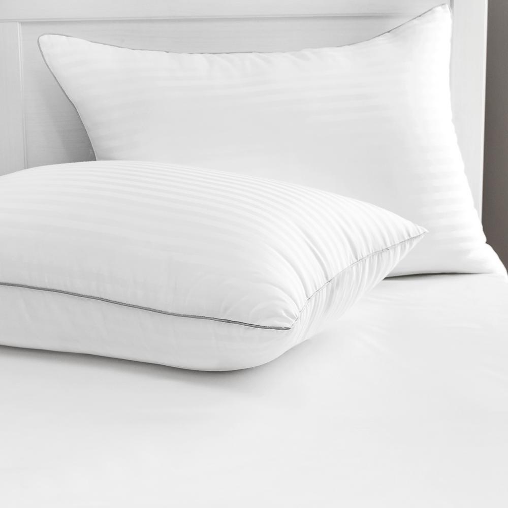 Luxury Cooling Hypoallergenic Down Alternative Standard Pillow (Set of 2)