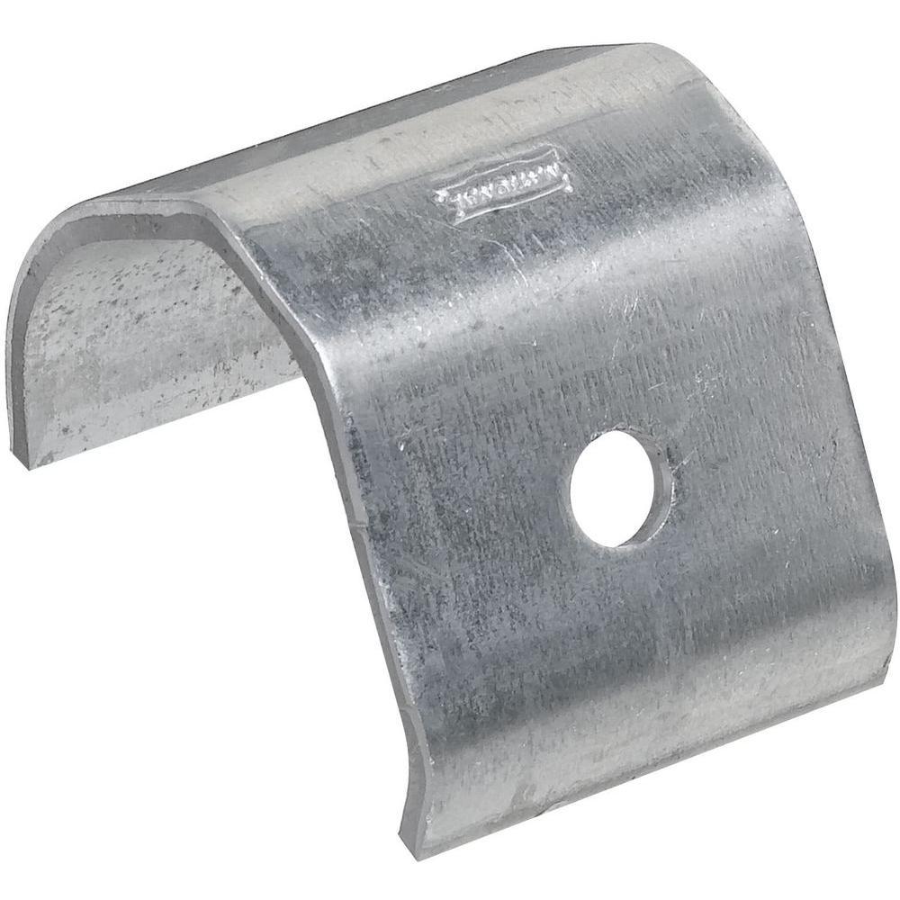 National Hardware Galvanized Round Rail Splice Collars