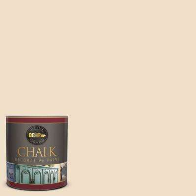 1-qt. #BCP10 Pale Moon Interior Chalk Finish Paint