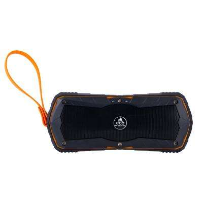 Portable Bluetooth Speaker with Integrated 4400mAh 2.1 Amp Battery Pack
