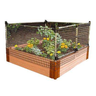 48 In. X 24 In. X 48 In. Stainless Steel Stack And Extend