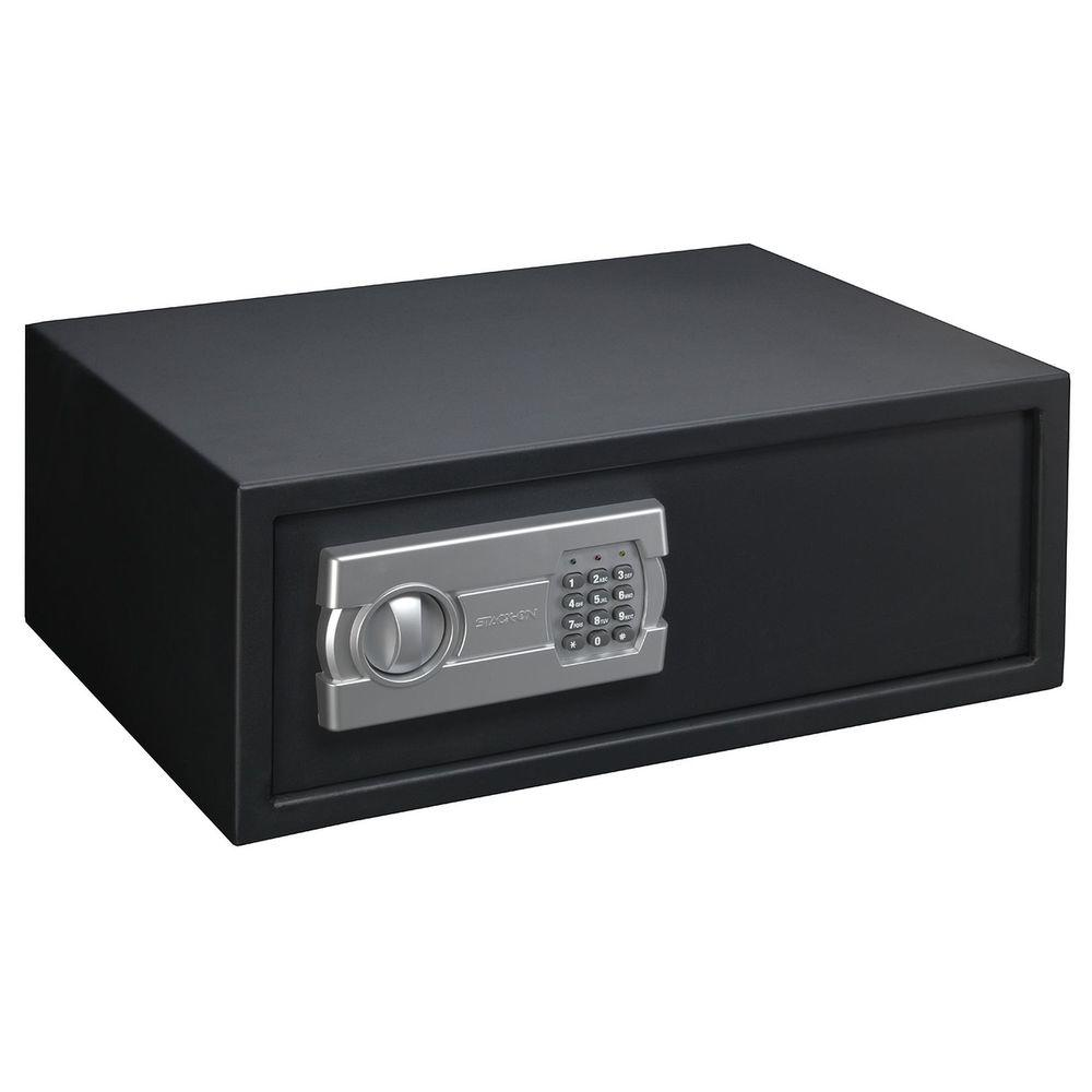 Stack-On 1 cu. ft. Extra Wide Electronic Lock Laptop Safe