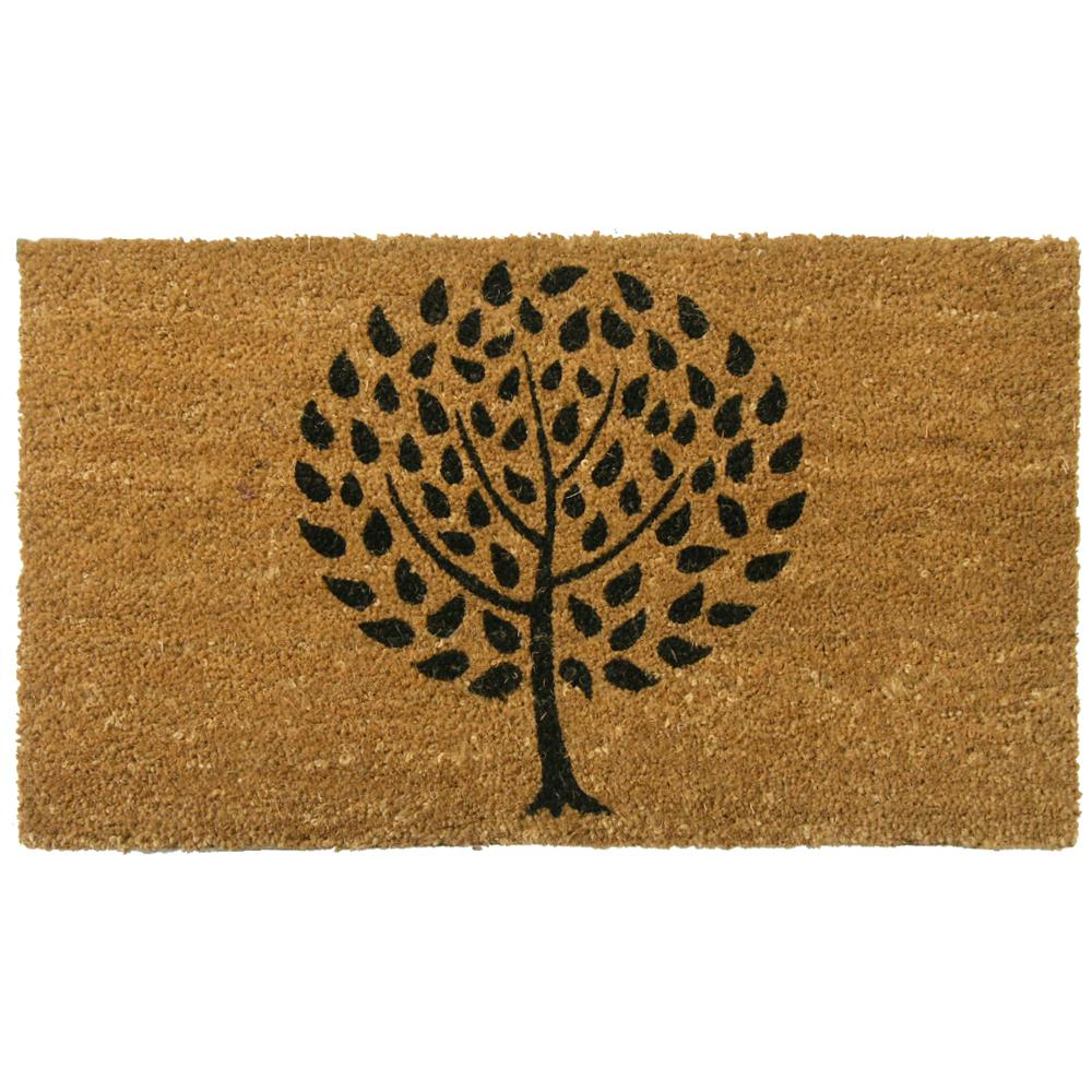 Rubber-Cal Modern Landscape 18 in. x 30 in. Contemporary Door Mat  sc 1 st  The Home Depot & Rubber-Cal Modern Landscape 18 in. x 30 in. Contemporary Door Mat-10 ...