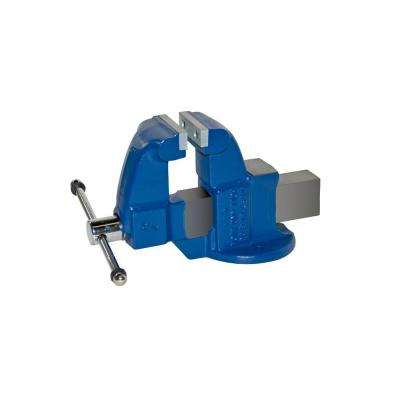 3-1/2 in. Heavy-Duty Machinists Vises - Stationary Base