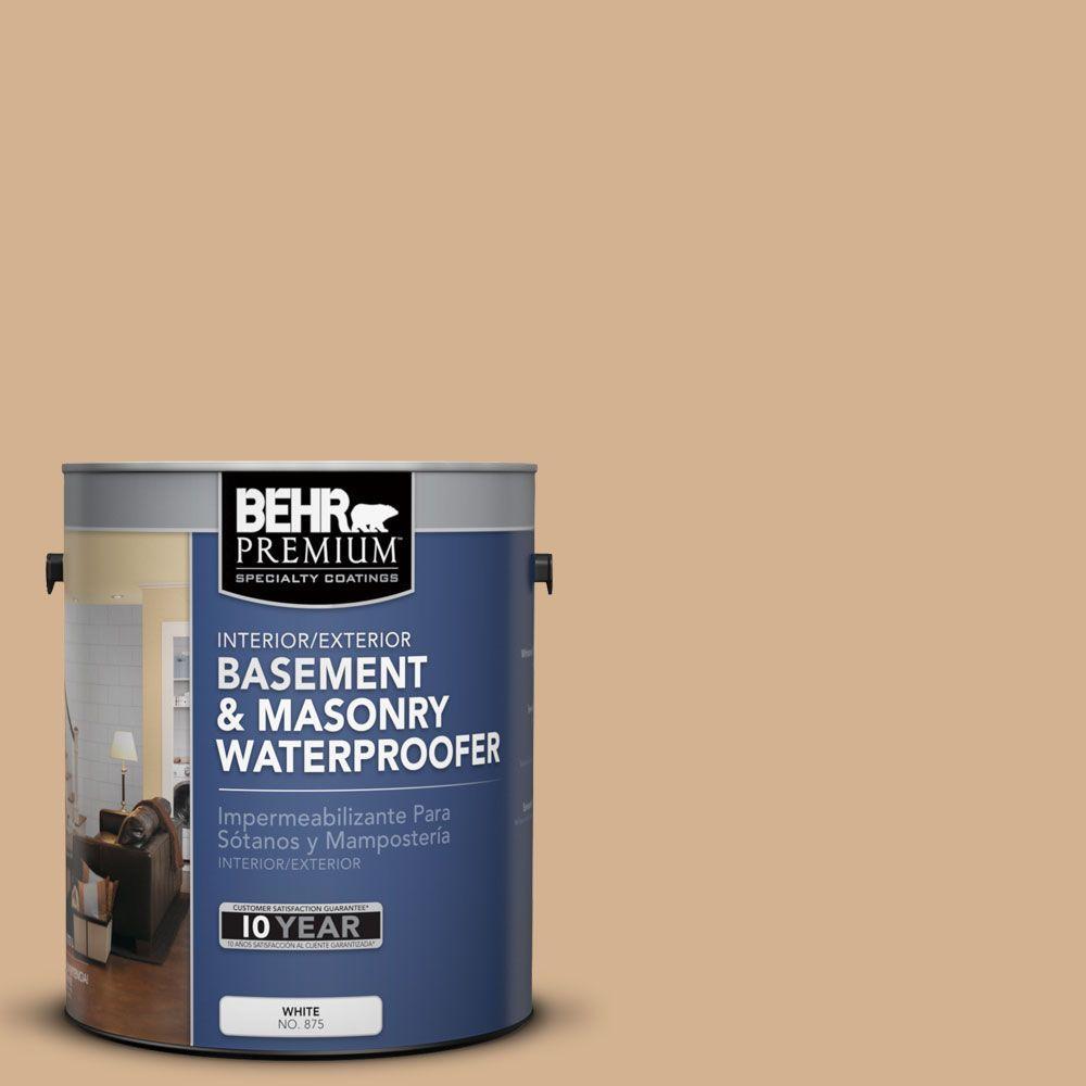 1 gal. #BW-42 Autumn Umber Basement and Masonry Waterproofer