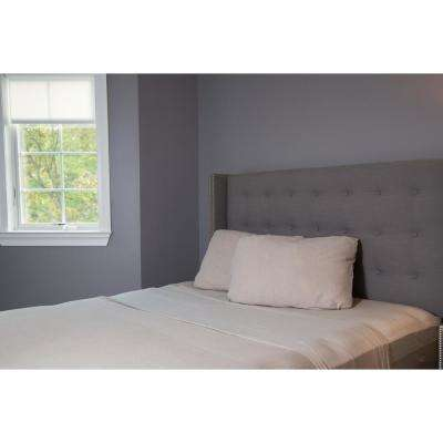 Heathered Taupe Full/Queen Jersey Pillowcases (2-Pack)