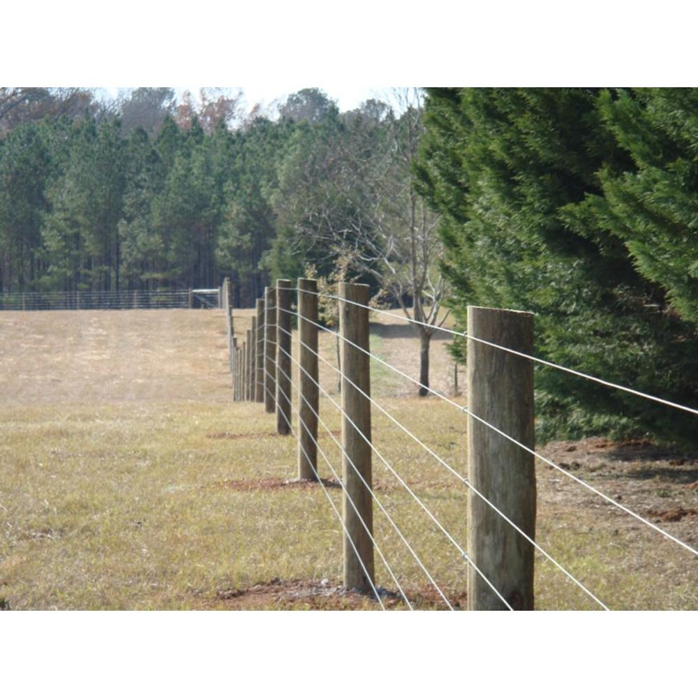 Electric fence posts 20 x 3 ft Multi Wire//Tapes