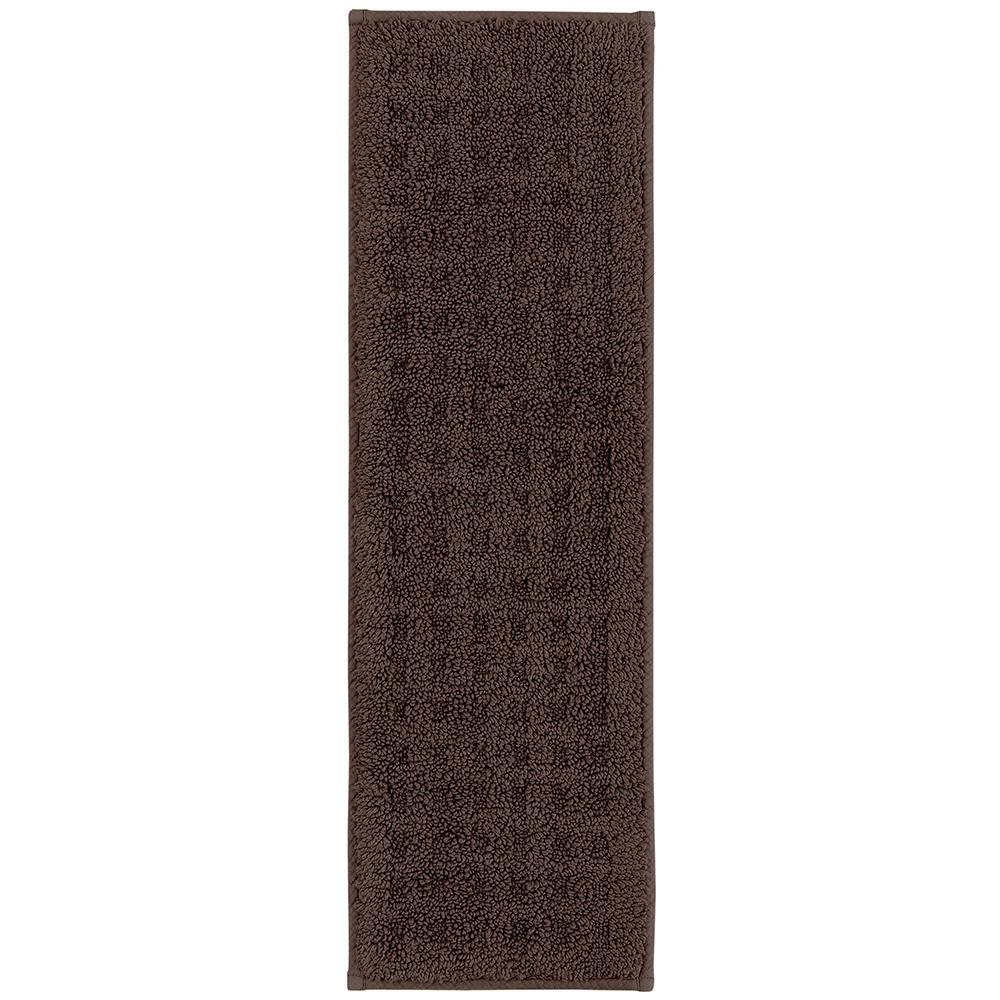 Merveilleux Mohawk Vista Indoor Stair Tread Covers In Chocolate 9 In. X 29 In. Stair