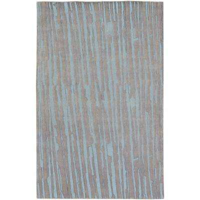 Candice Olson Silver 2 ft. x 3 ft. Accent Rug
