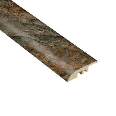 Riverton 7/16 in. Thick x 1-5/16 in. Wide x 94 in. Length Vinyl Multi-Purpose Reducer Molding